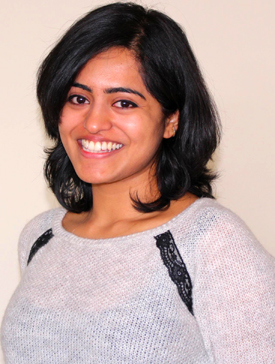 photo of PhD student Jolin Joseph