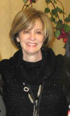 photo of Master's student Valerie Andrews